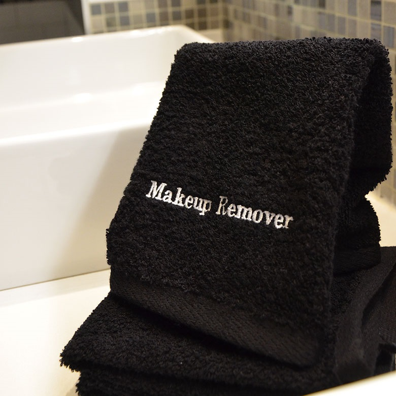 Makeup remover face cloth